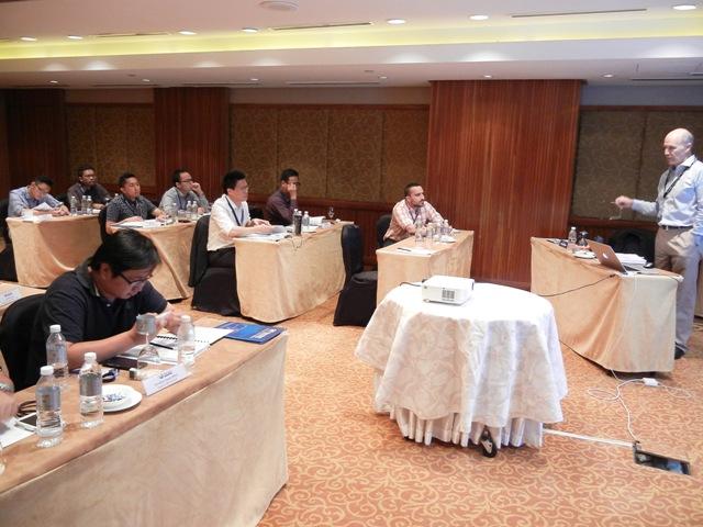 Valves training in Malaysia
