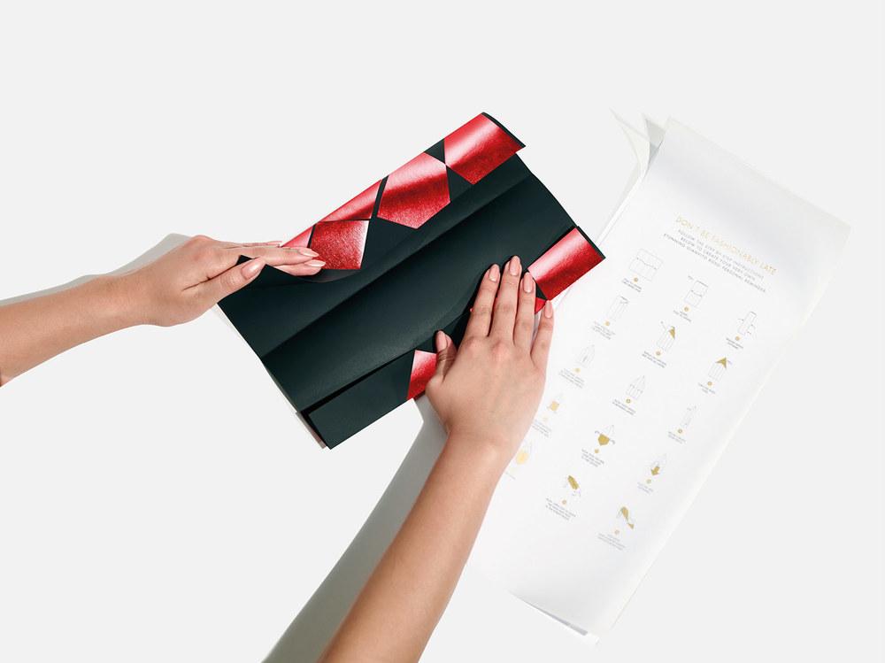Origami Shoe Invite