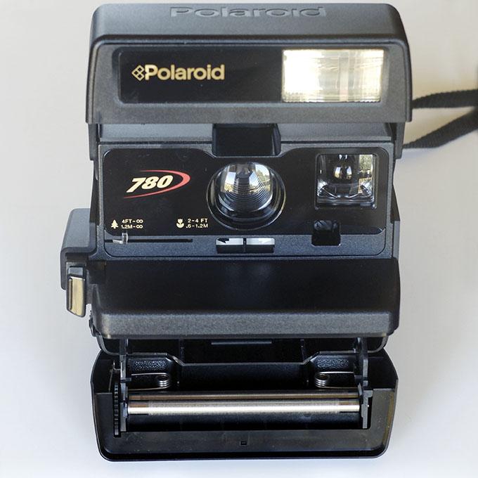 Polaroid 600 rulli