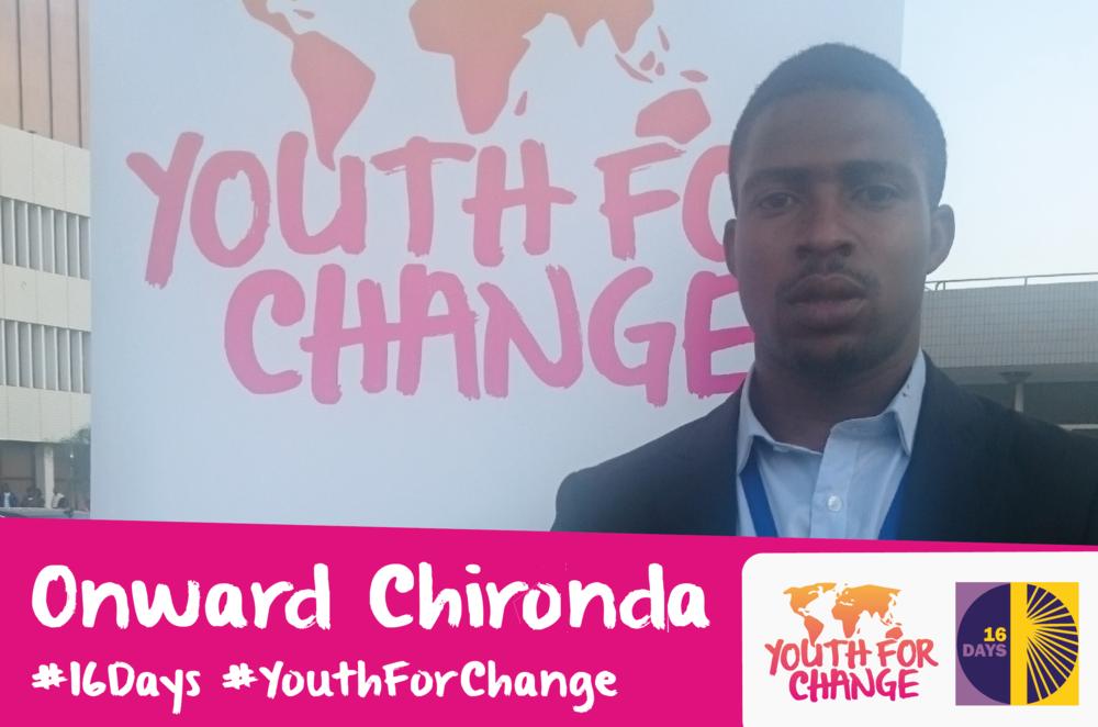 Onward Chironda, My Age Zimbabwe