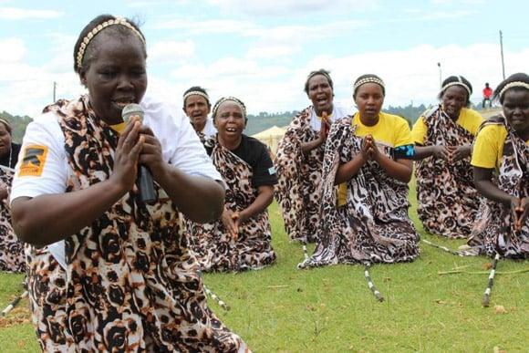 Women grassroots peacebuilders in kenya (CREDIT:  Peace Direct )