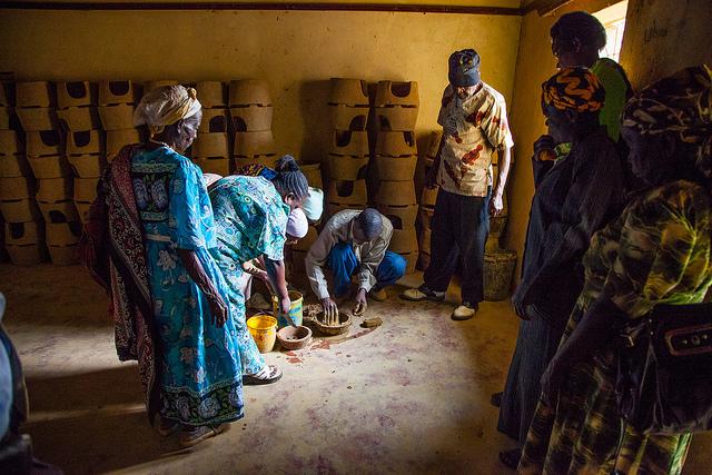 Fistula Repair Centre, Mumias, Kenya [CREDIT: Direct Relief}
