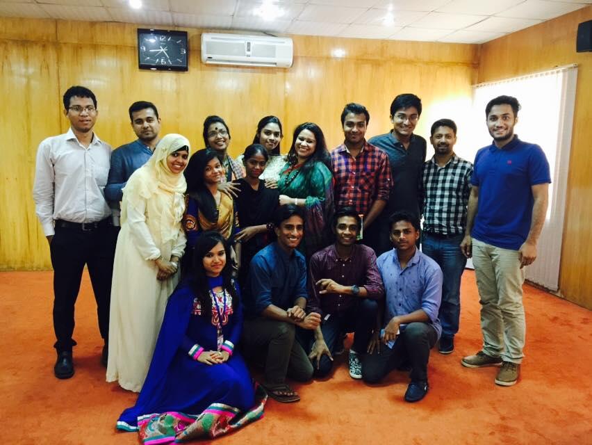 Bangladesh coalition