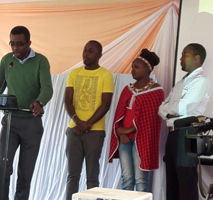 Hamimu Masudi, TGG Kenya Cordinator, Introducing The Ambassadors