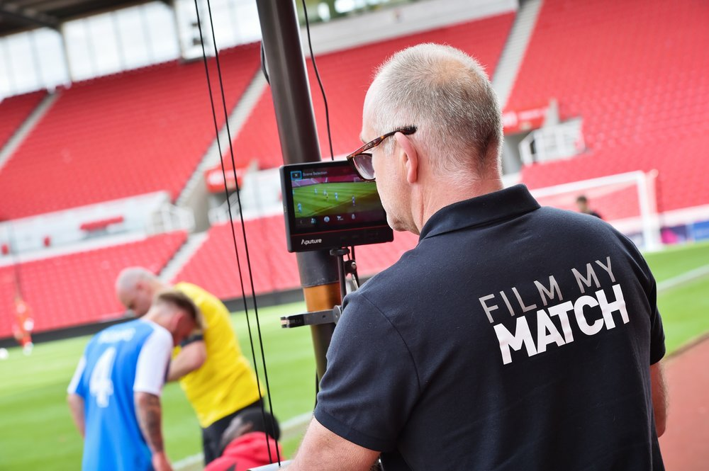 THE COMPANY'S NATIONAL NETWORK OF ELEVATED CAMERA MAST SYSTEMS PROVIDE HIGH QUALITY, ELEVATED FOOTAGE FROM ANY VENUE