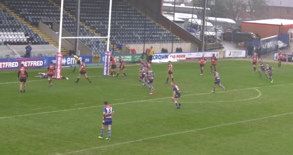 Rochdale dot down against Barrow