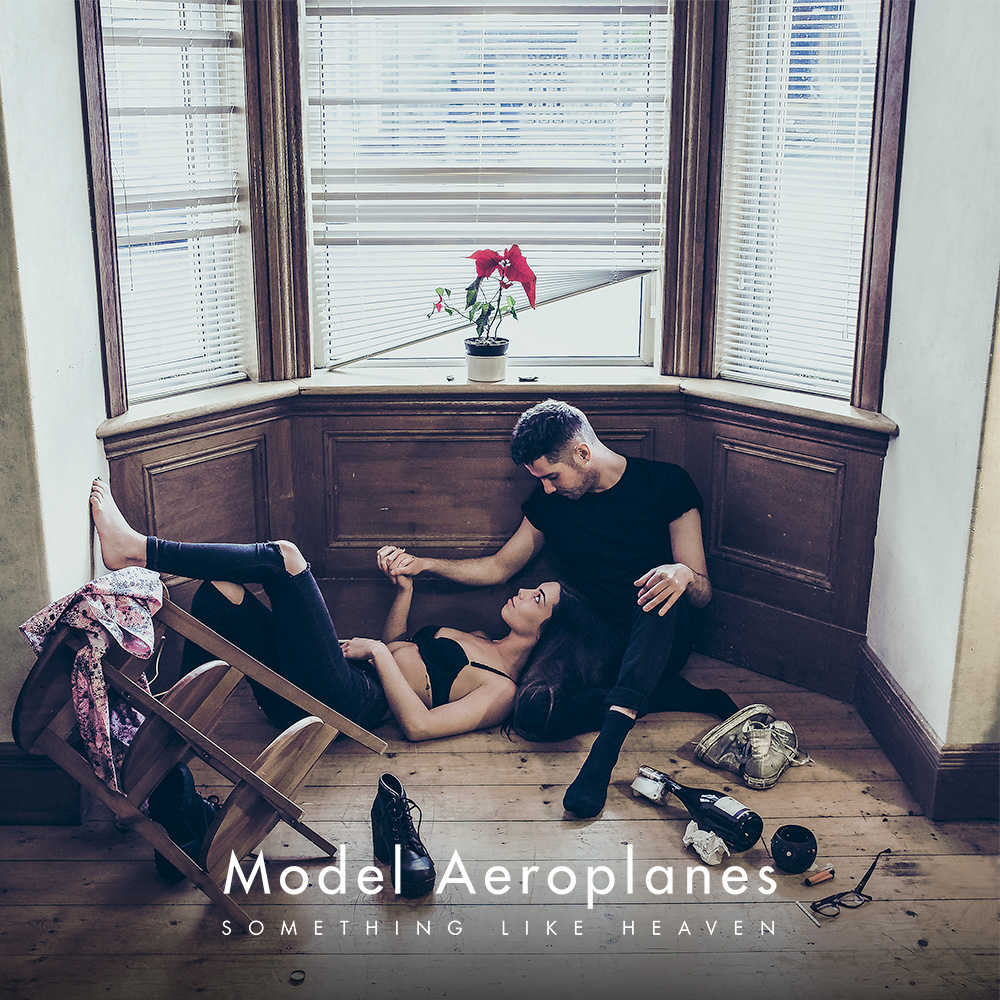 Model Aeroplanes - Something Like Heaven EP Cover