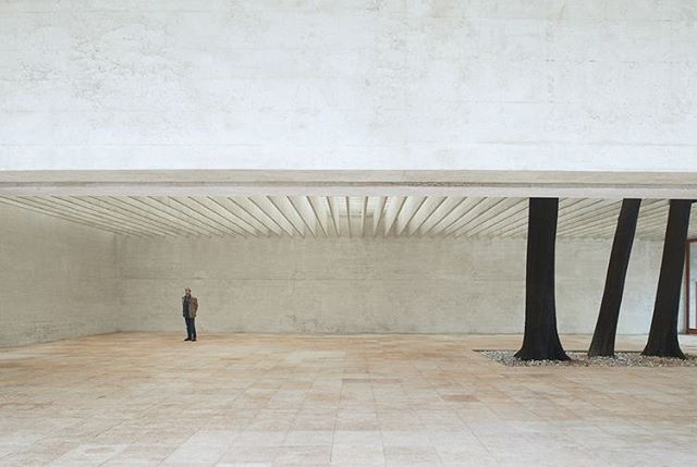 : balance — The Nordic Pavilion for the Venice Biennale by Norwegian architect Sverre Fehn (1958) #sverrefehn
