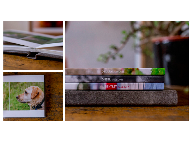 Your Keepsake - Our albums are designed in-house with your favourite photographs. It is then printed in Melbourne by Australia's oldest album binders and finished with your choice of leather, linen or photo wrap cover.Albums from $990