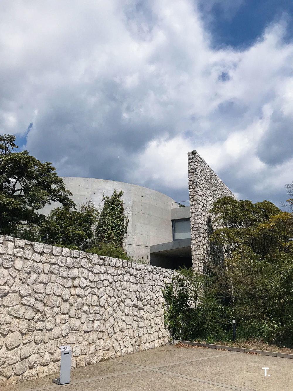 Benesse House Museum on Noashima