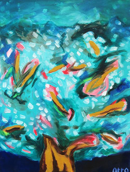11. Silent Spring , 2008 (36 x 46 cm)