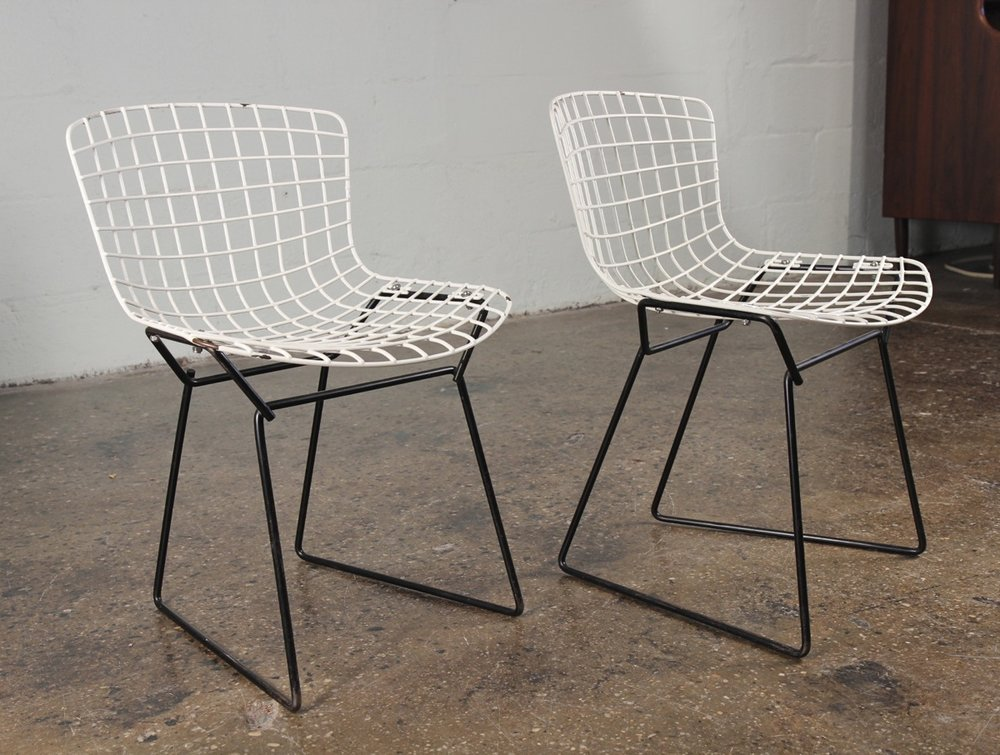 Kids Bertoia Chairs