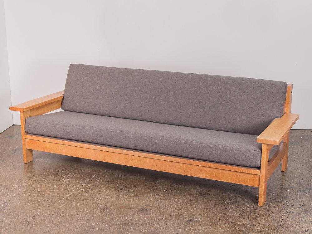 Charmant Open_air_modern_borge_mogensen_maharam_oak_sofa 1  Open_air_modern_borge_mogensen_maharam_oak_sofa 2 ...