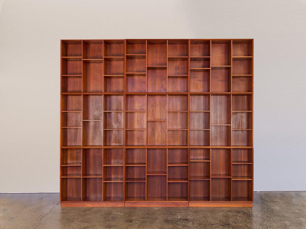 Peter Hvidt & Orla Molgaard Bookcase System