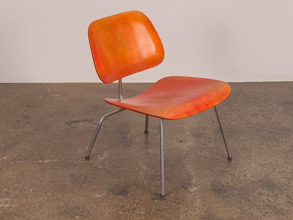 Early Red Aniline Eames LCM