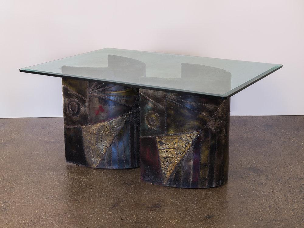 Open_air_modern_paul_evans_PE_24_dining_table_pedestal_base_directional 1  Open_air_modern_paul_evans_PE_24_dining_table_pedestal_base_directional 2  ...