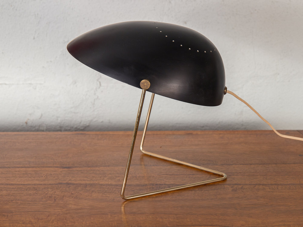 Gerald Thurston Cricket Lamp