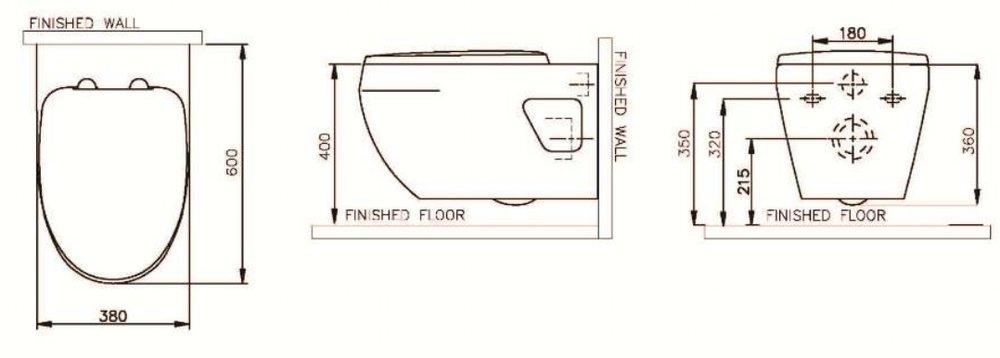 P-Traps WC