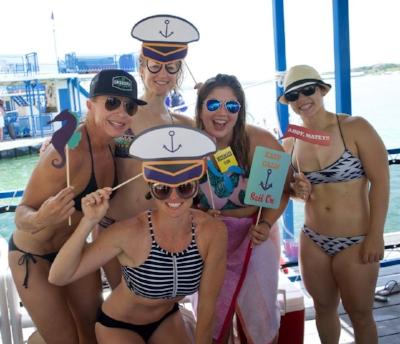 Tara, Colleen, Carmen, Allie, Elaine