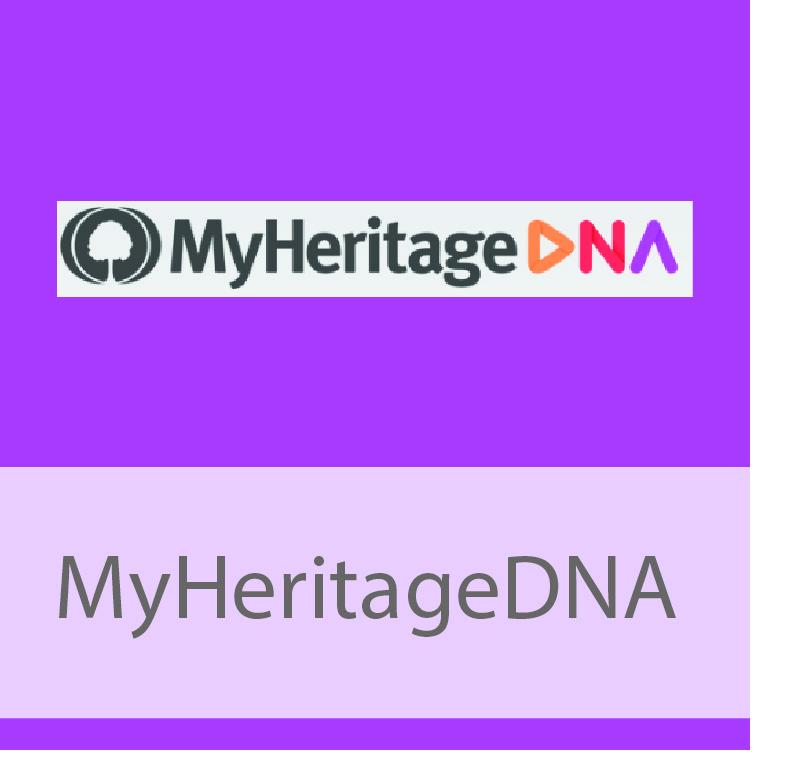 My Heritage DNA Logo Thumbnail