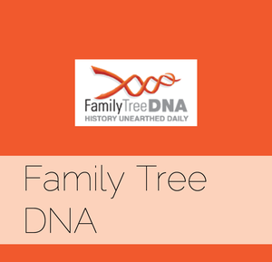 Family Tree DNA Logo Thumbnail