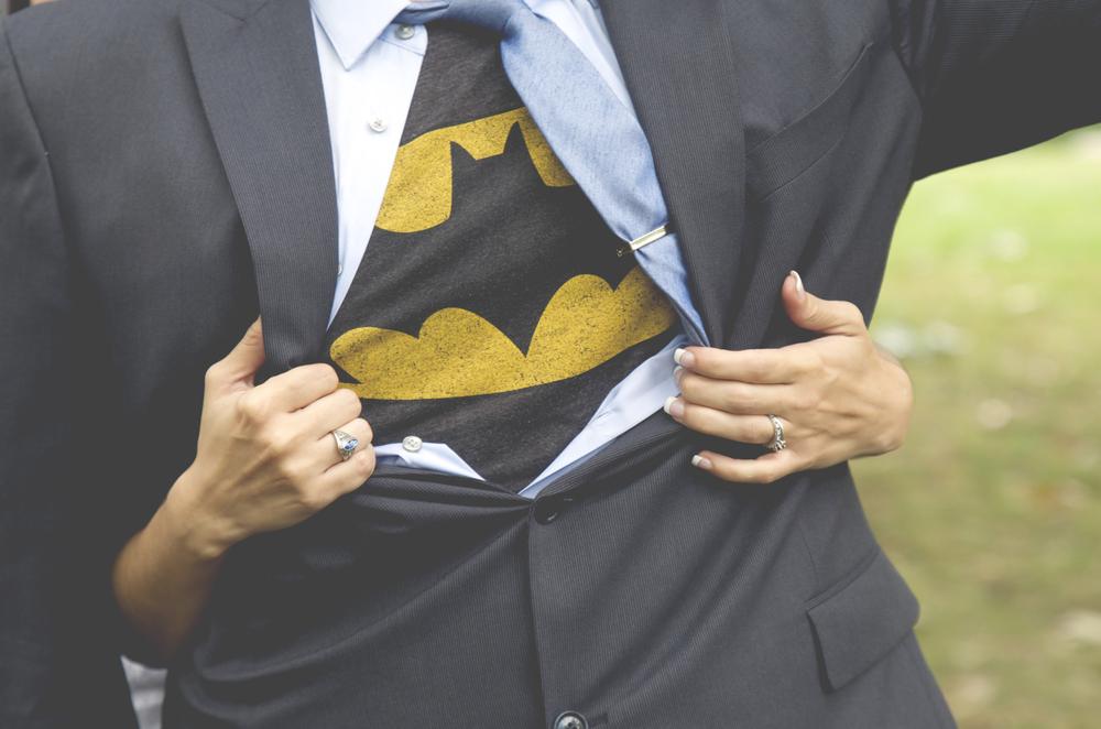 My brother, Batman :)