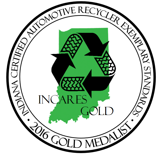 On the road to Certification: The Benefits of an INCARES audit .  Scheduling an Indiana Certified Automotive Recycler Exemplary Standards (INCARES) audit is kind of like scheduling an annual check-up for your facility: we review your paperwork, look around your shop, and ask if you've been leaking anything you shouldn't. INCARES audits provide a safe, confidential environment to ask the questions you may not want to bring to the attention of a regulator. Don't know what safety equipment you need? Don't know where to get current fire extinguishers? Don't know how to legally dispose the fluids you handle? It's never too late to determine your risks and start changing your process!   Click here to learn more.