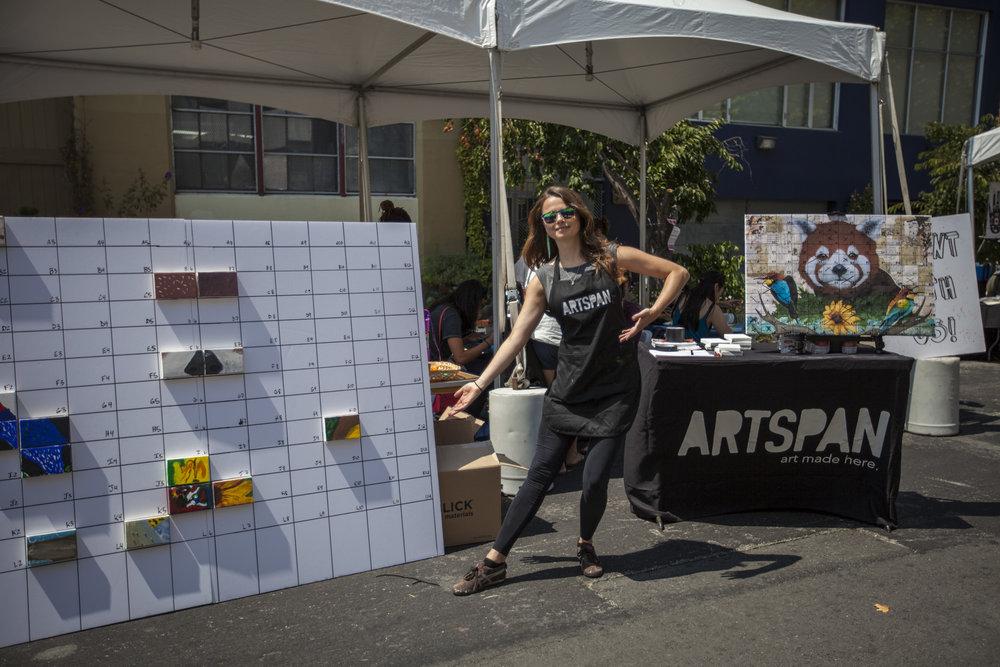 ART SPAN -