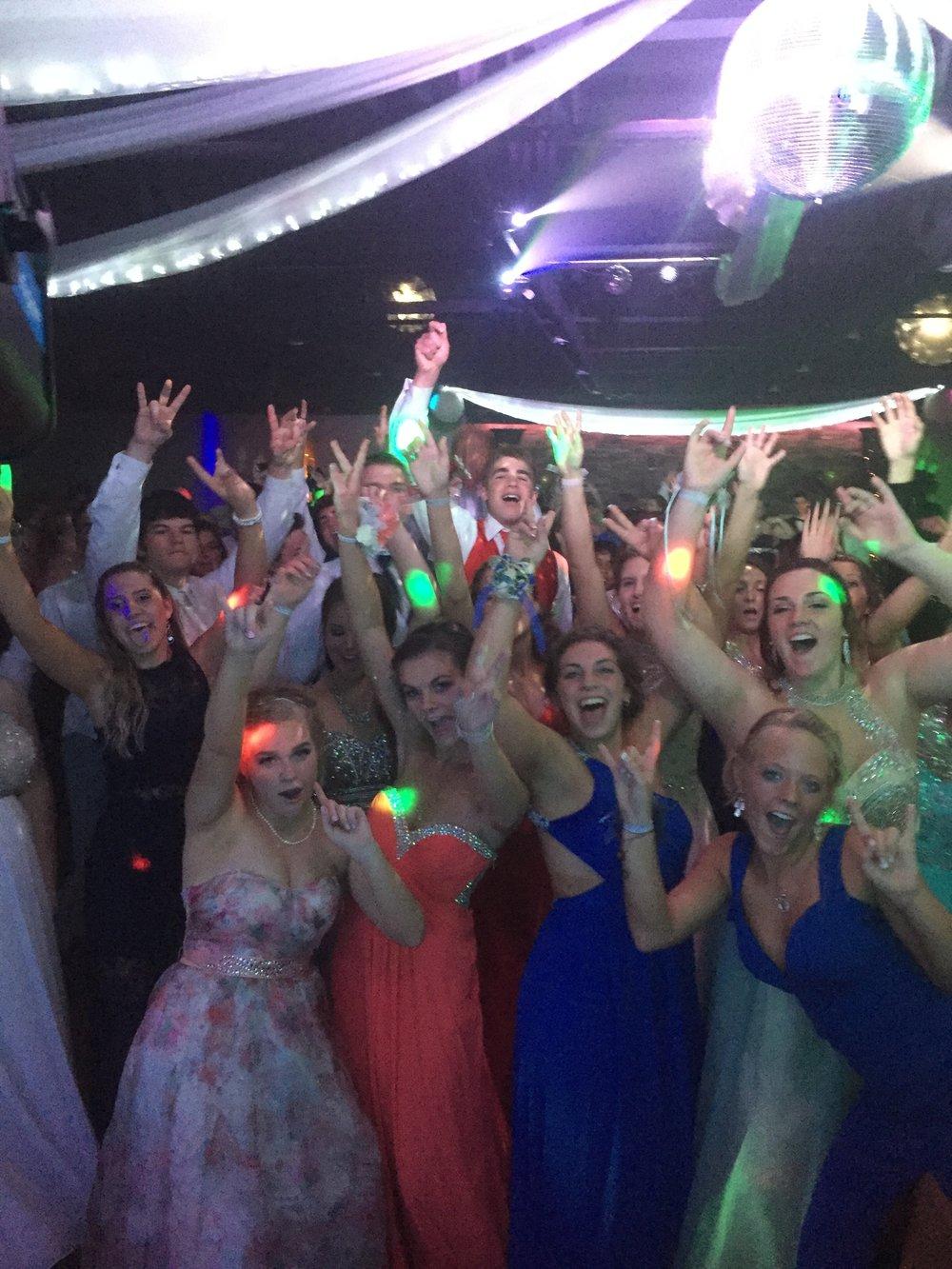Heritage High School Prom DJ