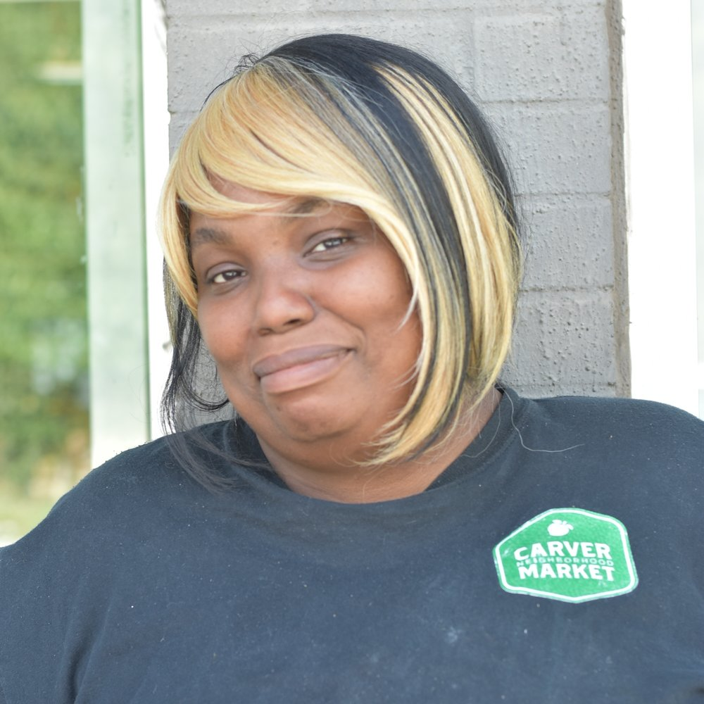 Michelle Thomas | Assistant Manager Community Grounds & Carver Market