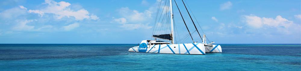 Coboat - A coworking catamaran