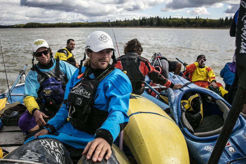 Nelson River , Manitoba.,Saturday September 10, 2016.    Photo/David Jackson