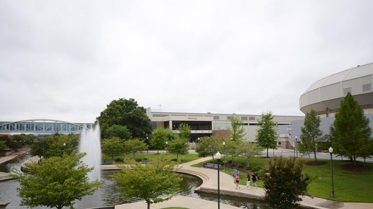 Von Braun Center - South Hall