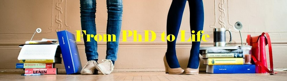 "Are you an ""other"" in academia? Are you different from the expected ""norm"" in your program? Are you the only one like you in your department? Join me and Jennifer Polk on Wed, May 7th at 12 noon EDT for an exciting and informative Twitter  chat . Follow #withaPhD to share and to learn from other ""others.""        UPDATE: Here's the     Storify   of the Twitter chat!"