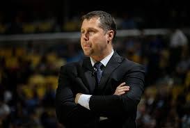 Former Grizzlies Coach Dave Joerger