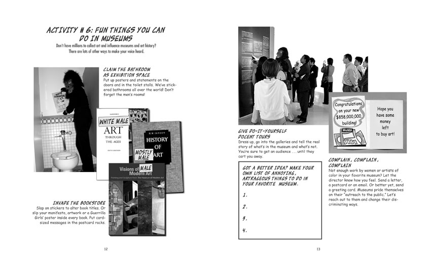 Here are a few pages from the Activity Book.
