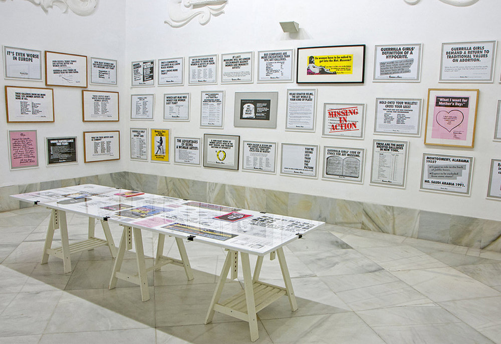 Centro Andaluz de Arte Contemporáneo, Sevilla, Spain, 2016-17