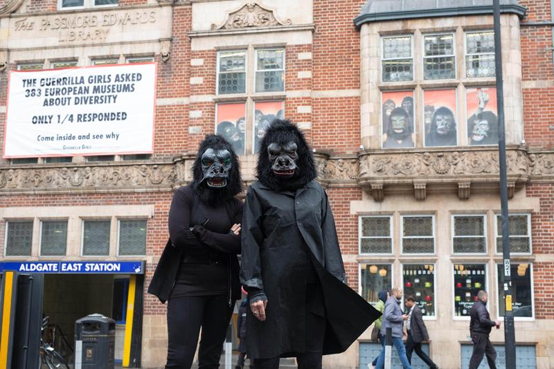 Whitechapel Gallery, London, 2016