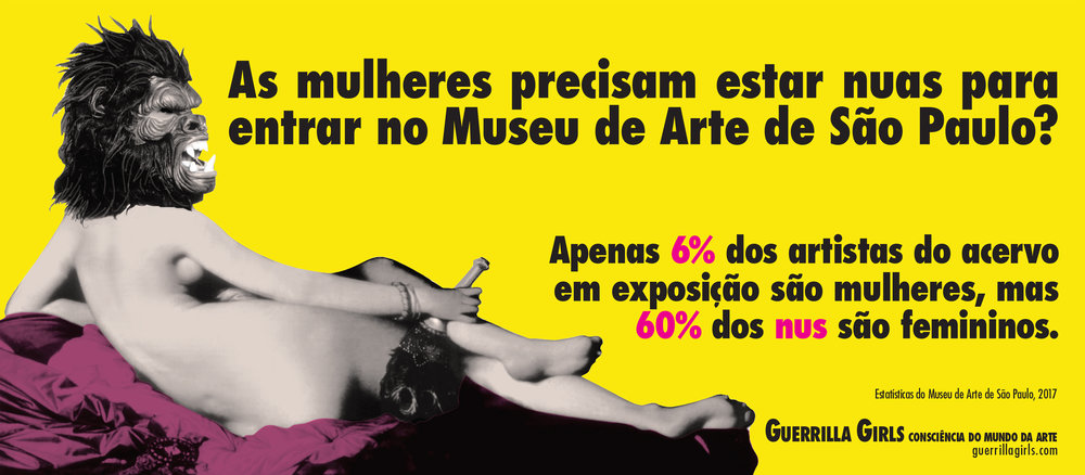 MASP Do Women Have to be Naked to Get Into the Met. Museum? Portuguese.jpg