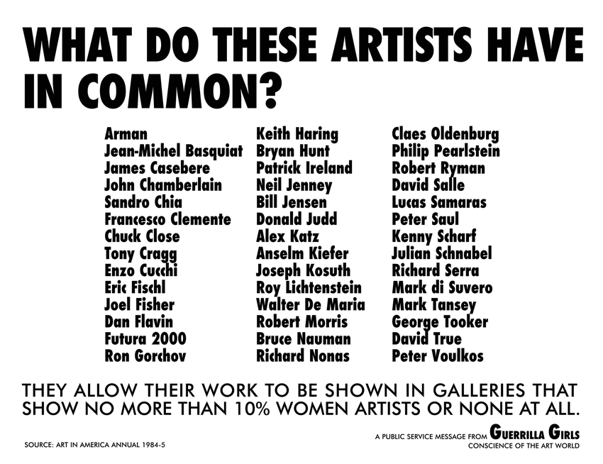 WHAT DO THESE ARTISTS HAVE IN COMMON?