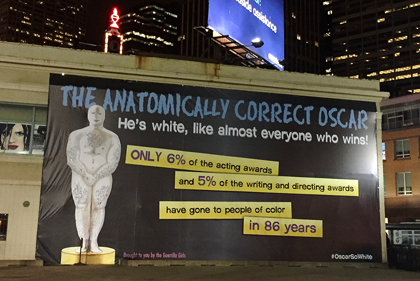ANATOMICALLY CORRECT OSCAR UPDATE