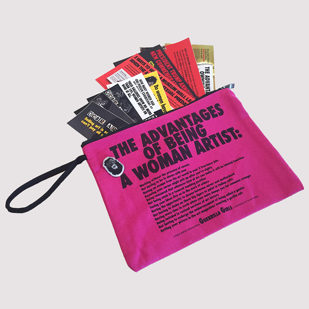 2018GuerrillaGirls_HolidayClutch.jpg