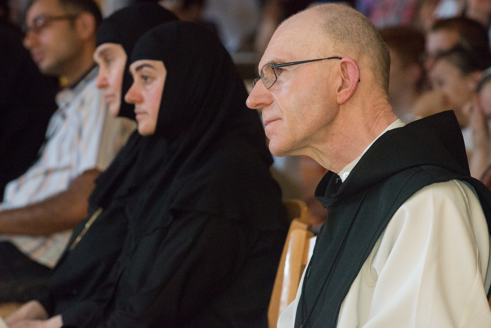 Attendees at the 2015 Reflection Week on the Relevance of a Religious Vocation, Image by WIESIA