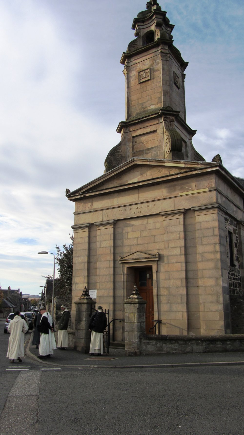1. Huntly Church exterior.JPG