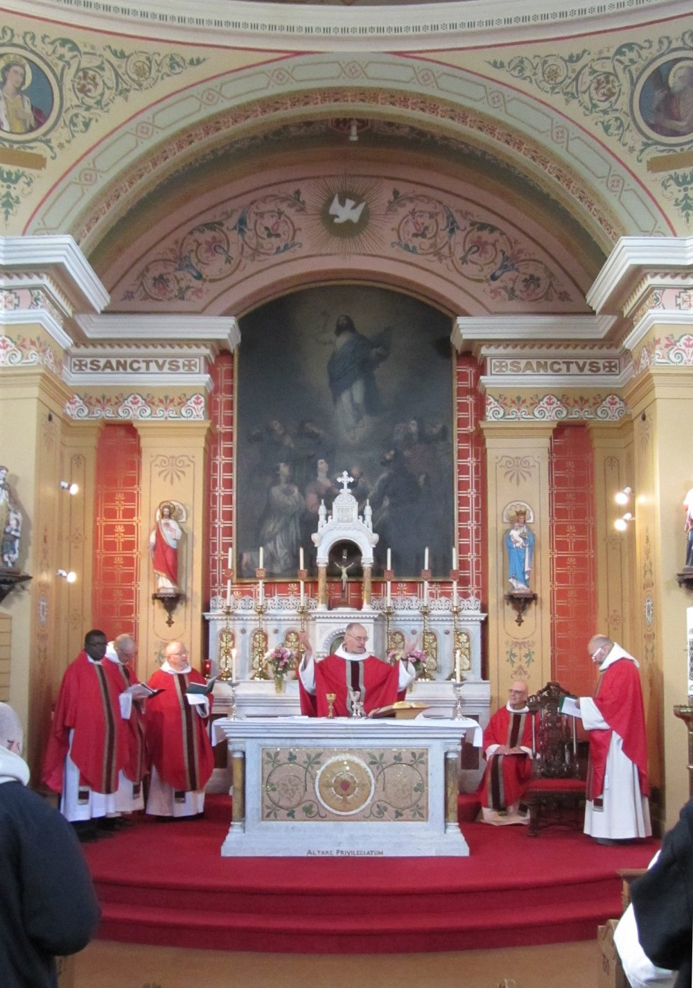 1. Mass in Huntly.JPG