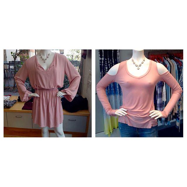 Pretty in pink 🌸👚👙👛🎀💕@shopblinc @michaellaurenclothing