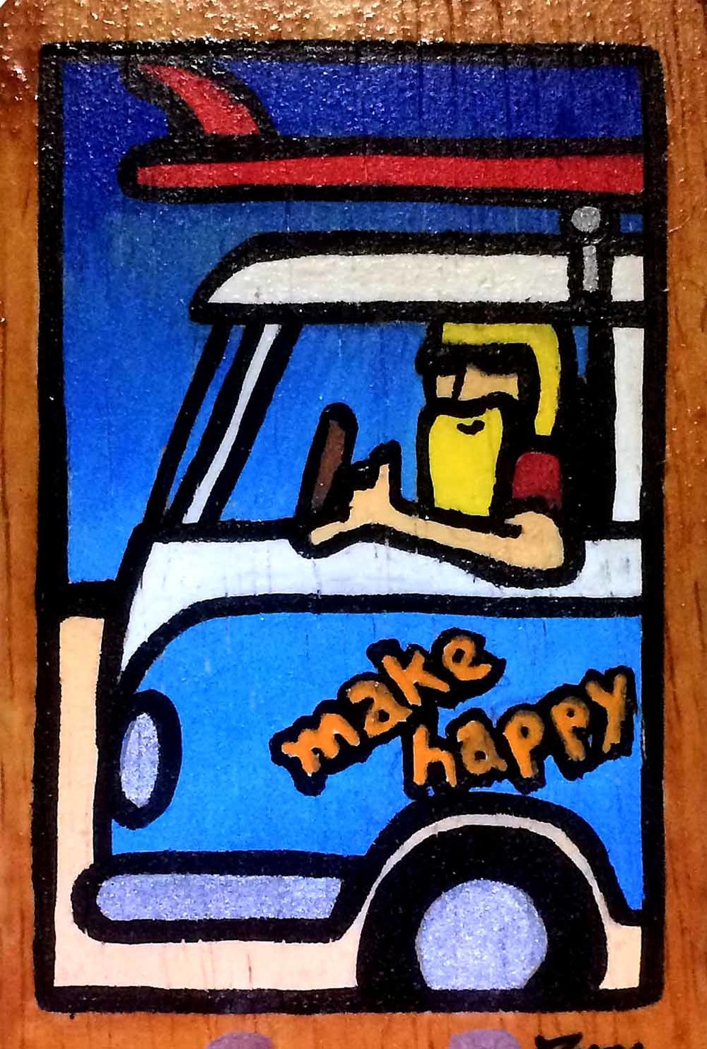 Hake Happy Van wood frame.jpg