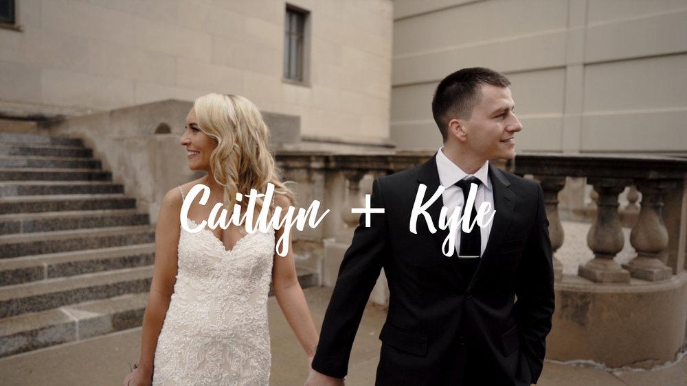 Caitlyn + Kyle -