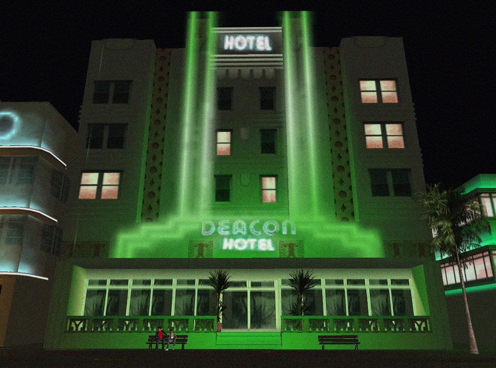 vice city hotel