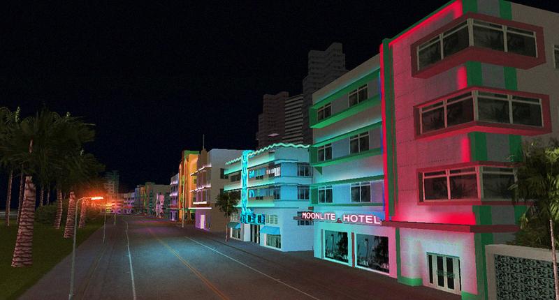 vice city strip